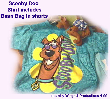 Scooby Doo According To Wingnut My Collection